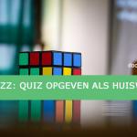 Quizizz: quiz laten maken als huiswerk